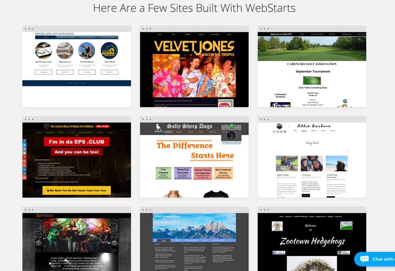 WebStarts review