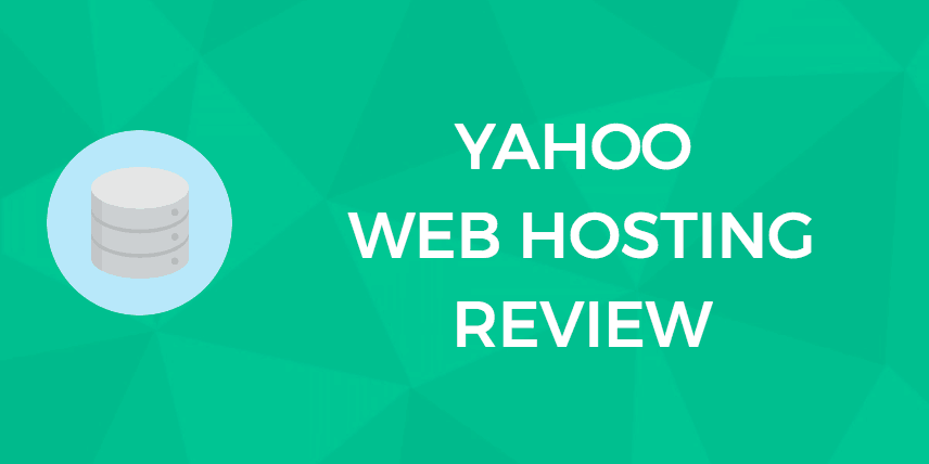 Yahoo! Web Hosting: Big Name Search Firm Does Hosting  But