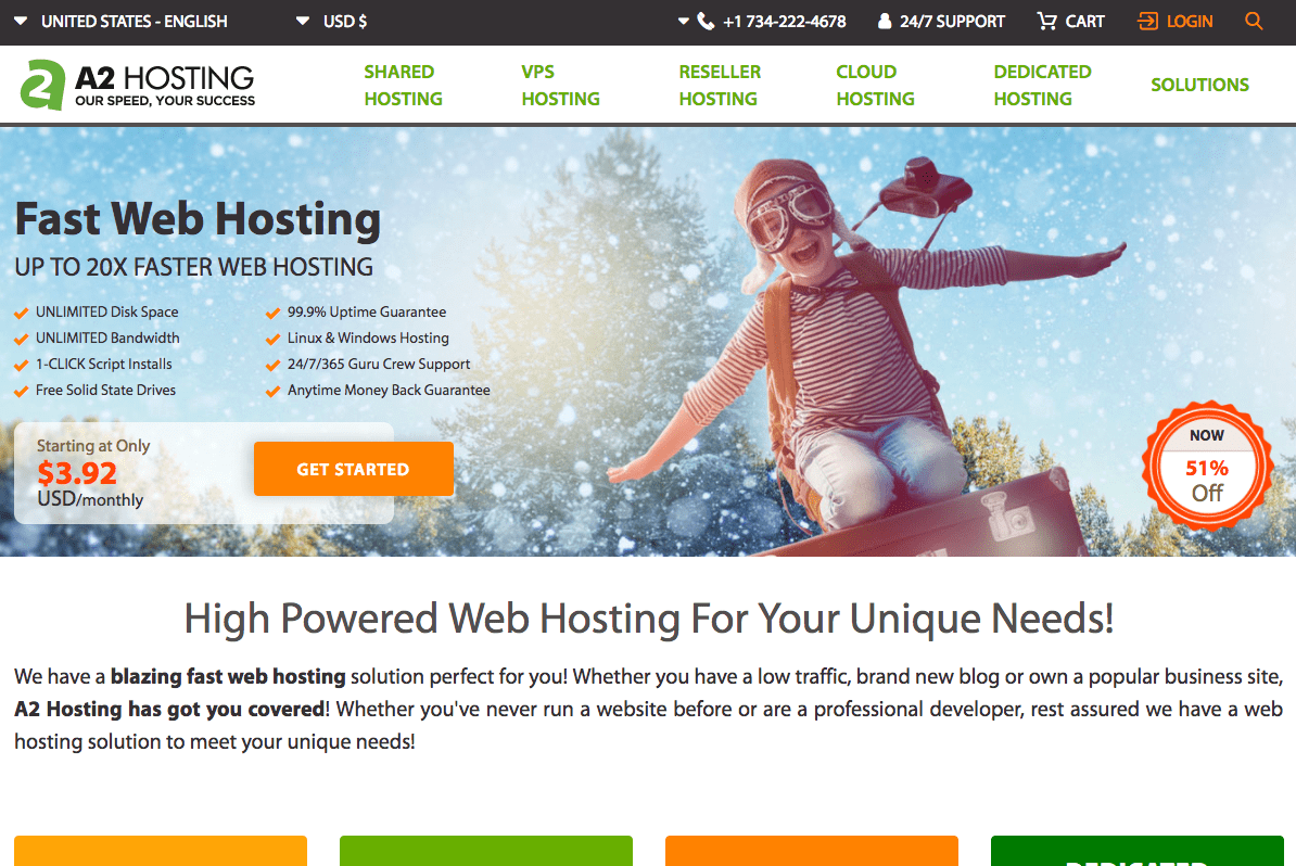 The Best Apache Hosting: Who's The Best For Your Site? [Updated