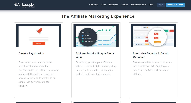 ambassador affiliate marketing