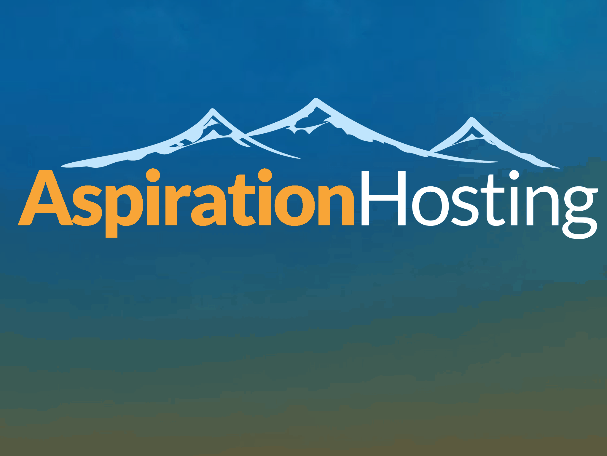 Aspiration Hosting review