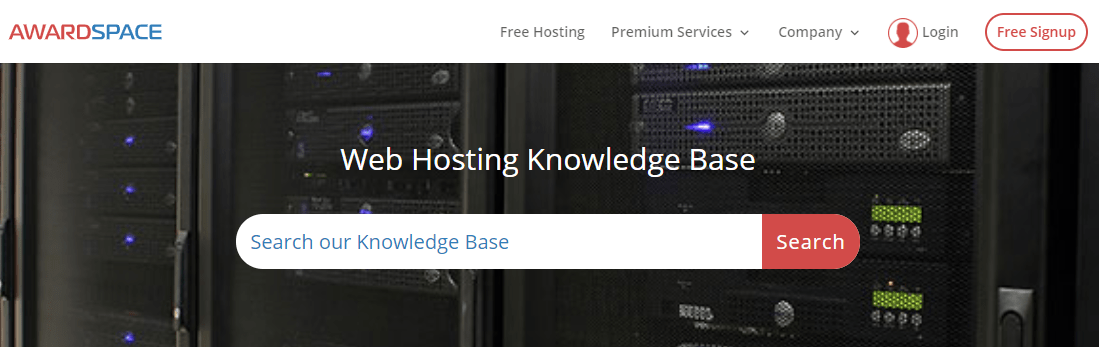 awardspace knowledgebase