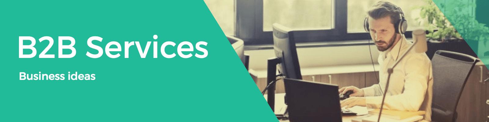 b2b services business ideas