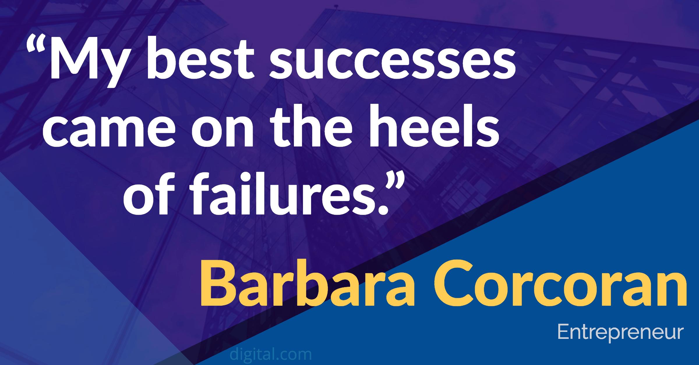 barbara cocoran leadership quote