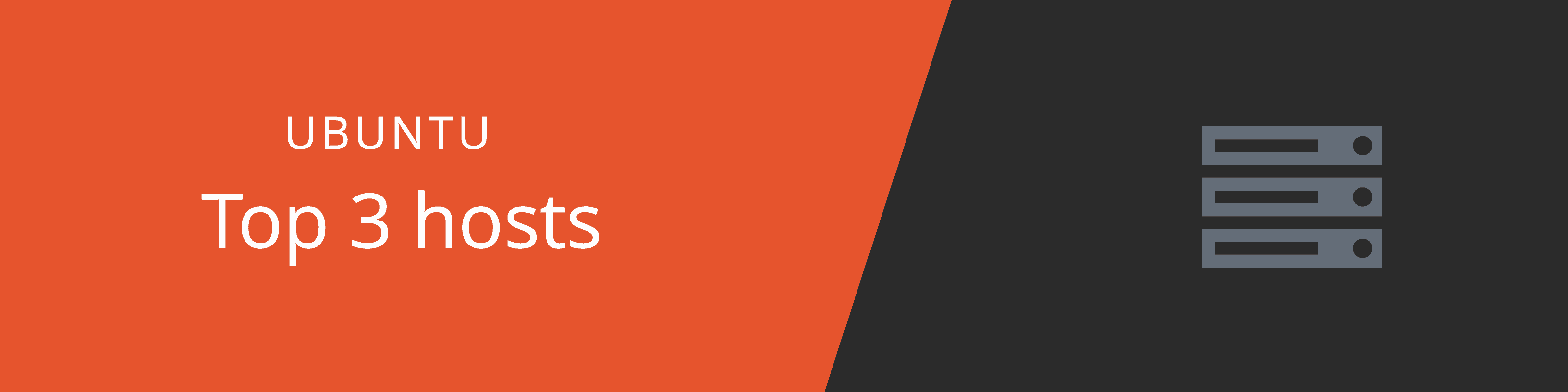 best ubuntu hosts
