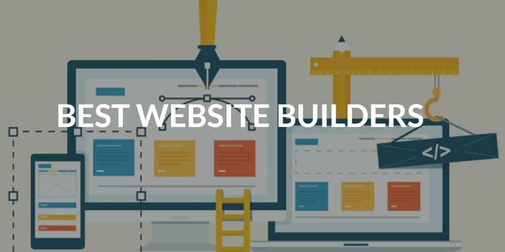 best website builder reviews