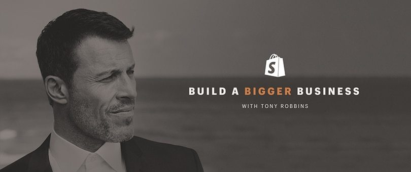 build a bigger business tony robbins