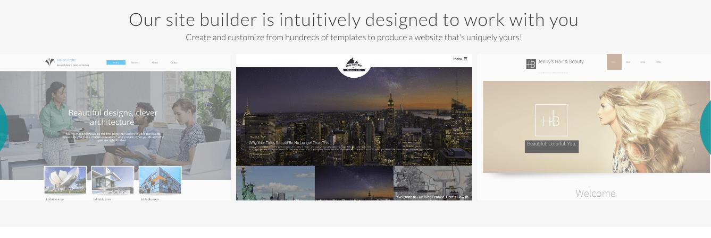 Startlogic Builder Screenshot