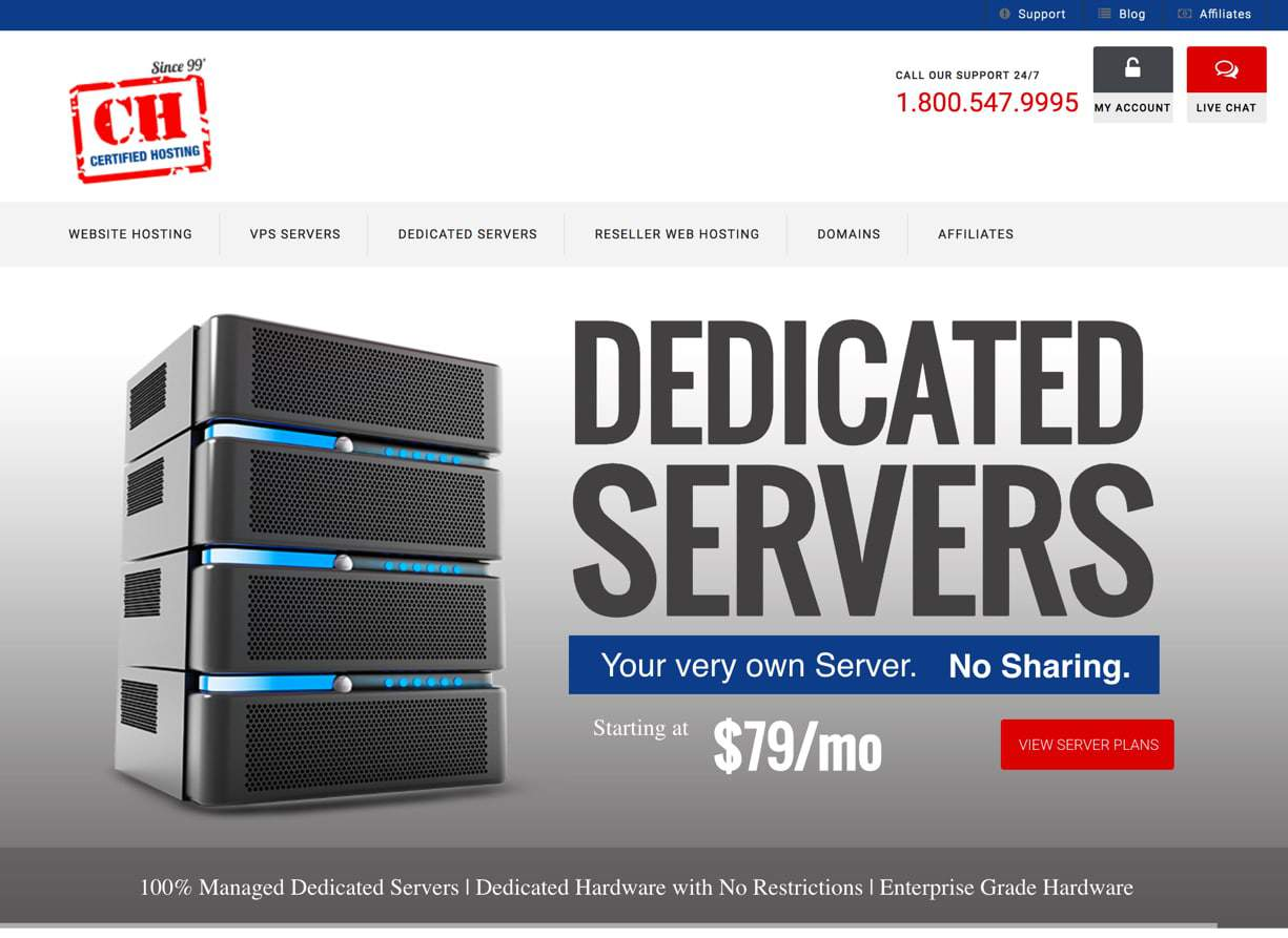 certified hosting review
