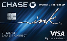 chase business preferred