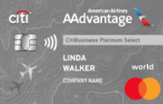 citi advantage credit card