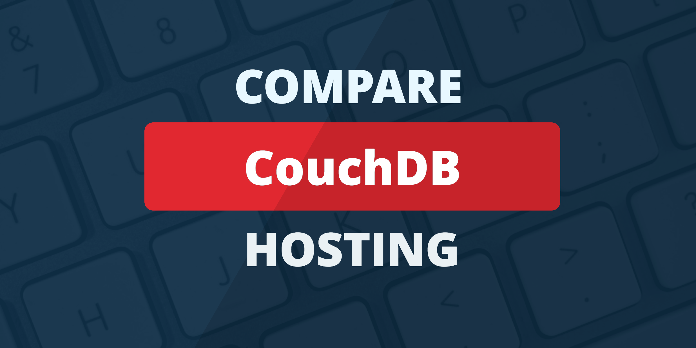 compare couchdb hosting