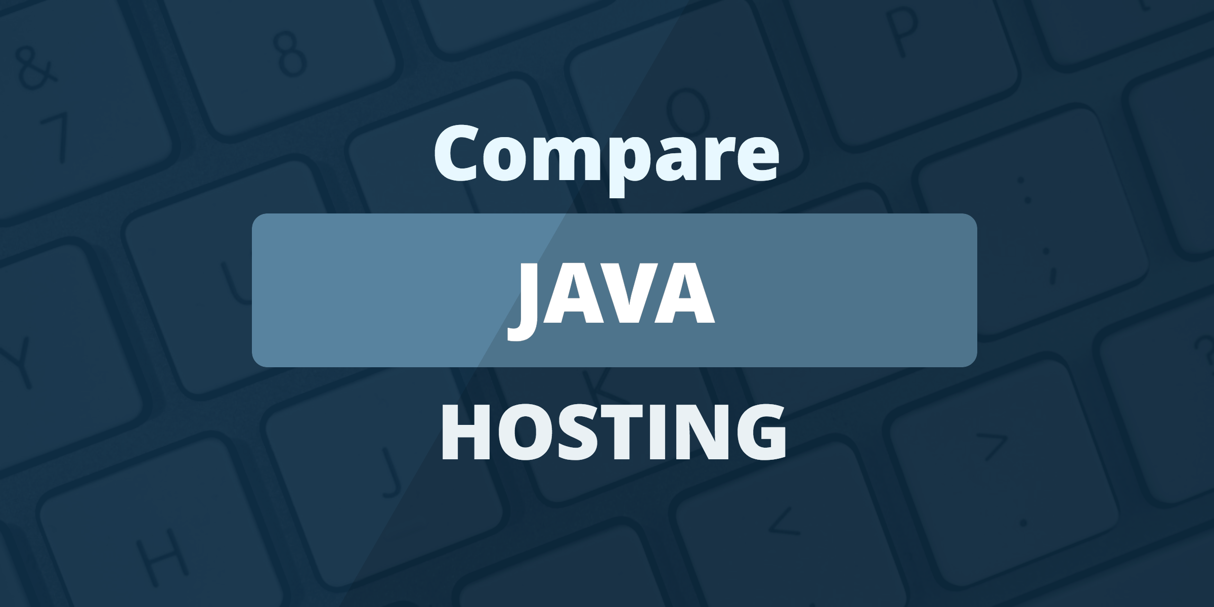 compare java hosting
