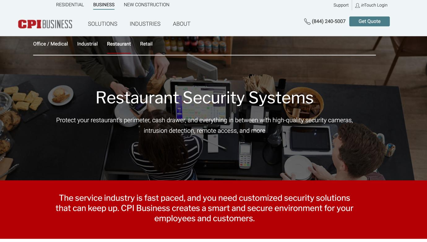 cpibusiness homepage