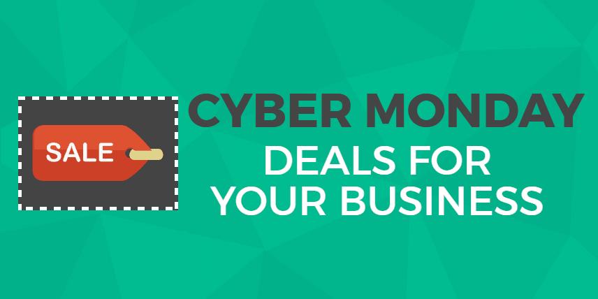 Cyber Monday Deals 2018