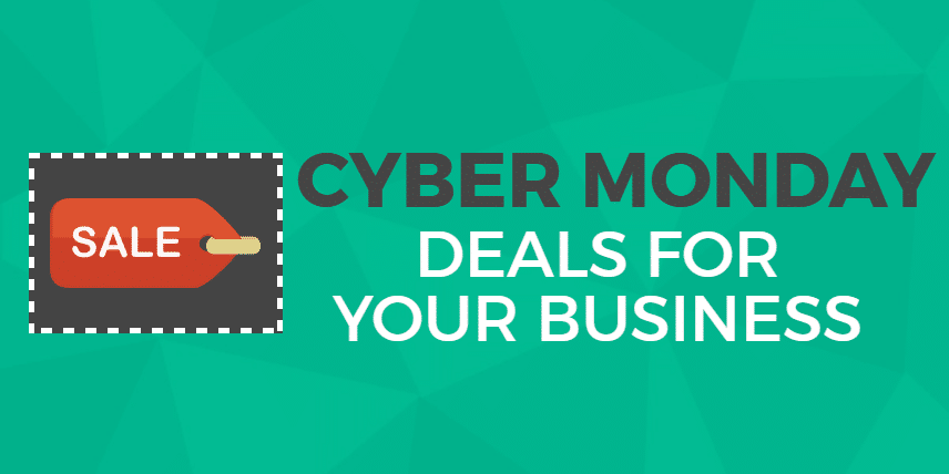 Cyber Monday 2017: Deals On Web Hosting & More for Your Business