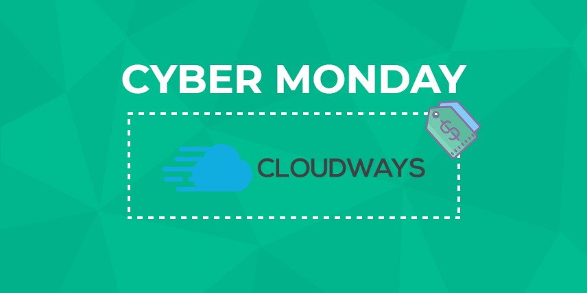 Cloudways Cyber Monday 2019