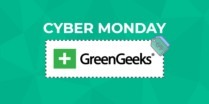 GreenGeeks Cyber Monday 2019