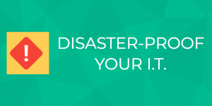 disaster proof internet technology