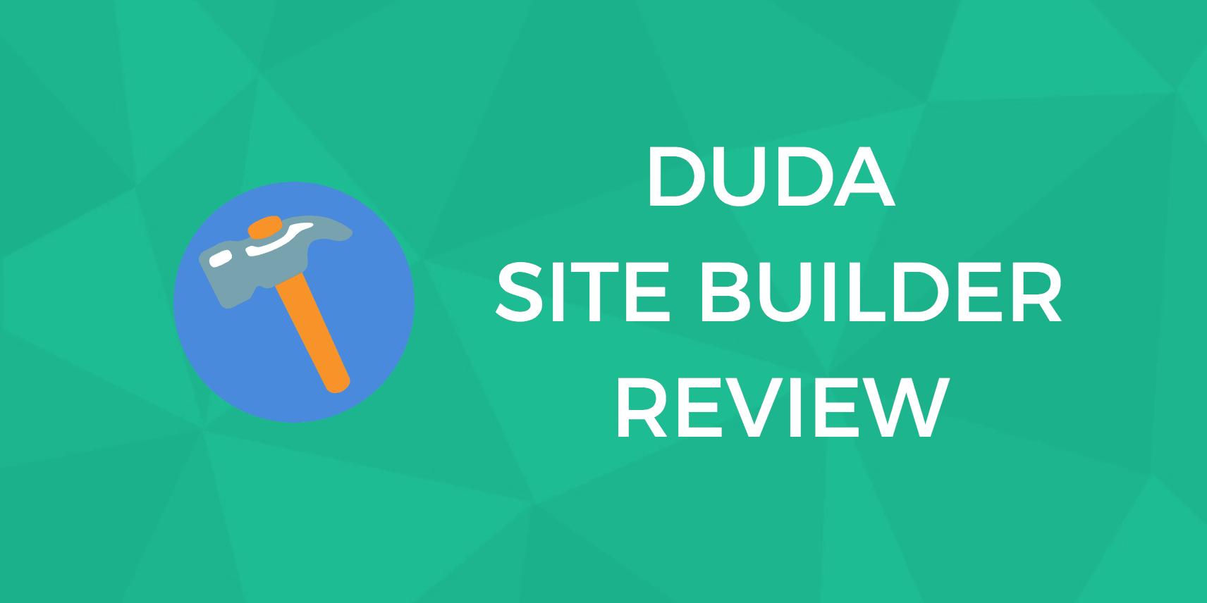 Duda Sitebuilder: Good for Agencies, Publishers, Hosts  But Is It