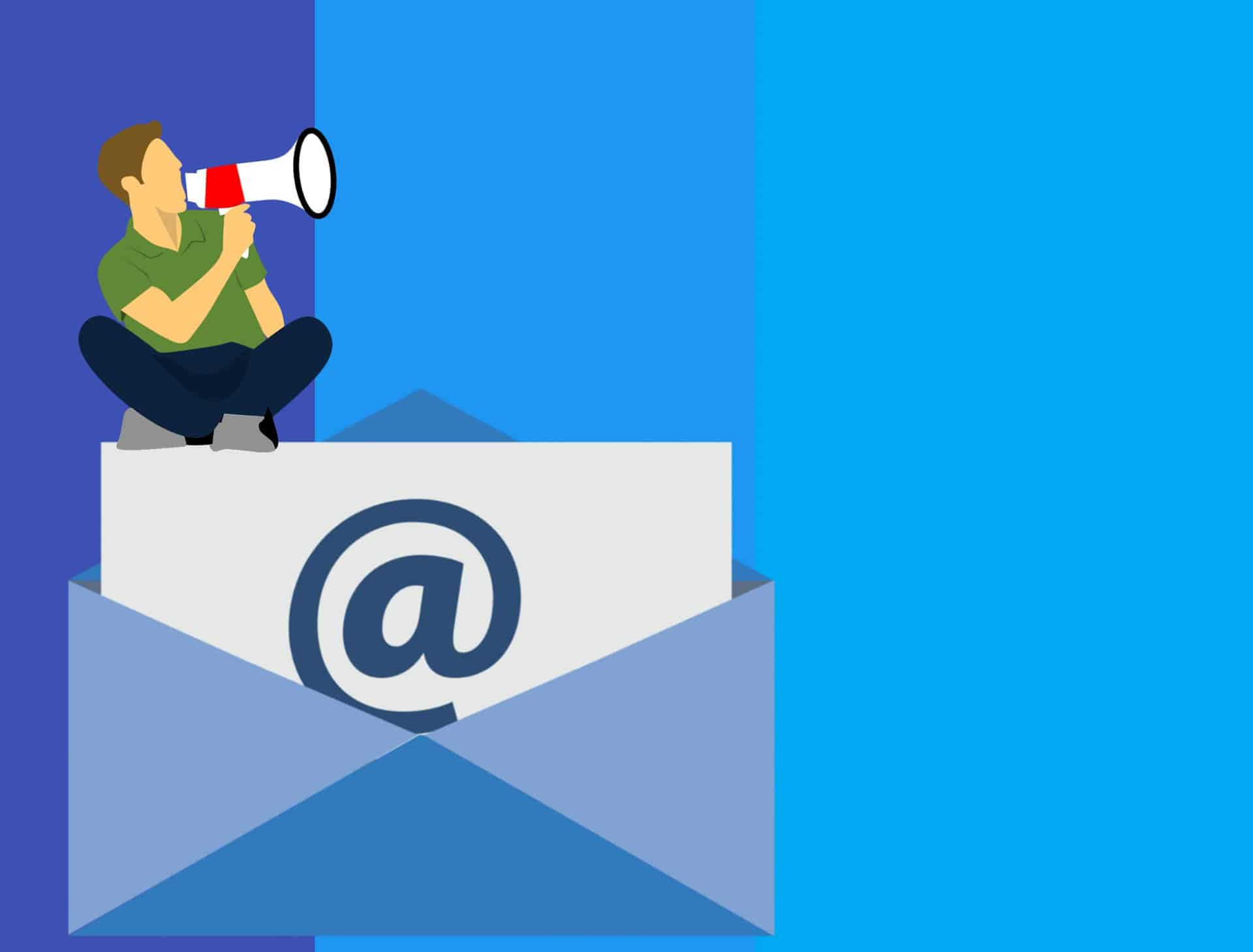 Email as Announcement, via Pixabay