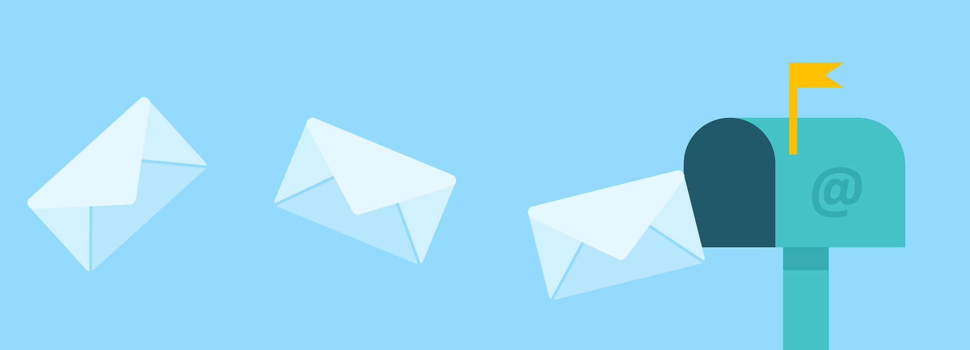 Letters to Email Inbox, via Pixabay