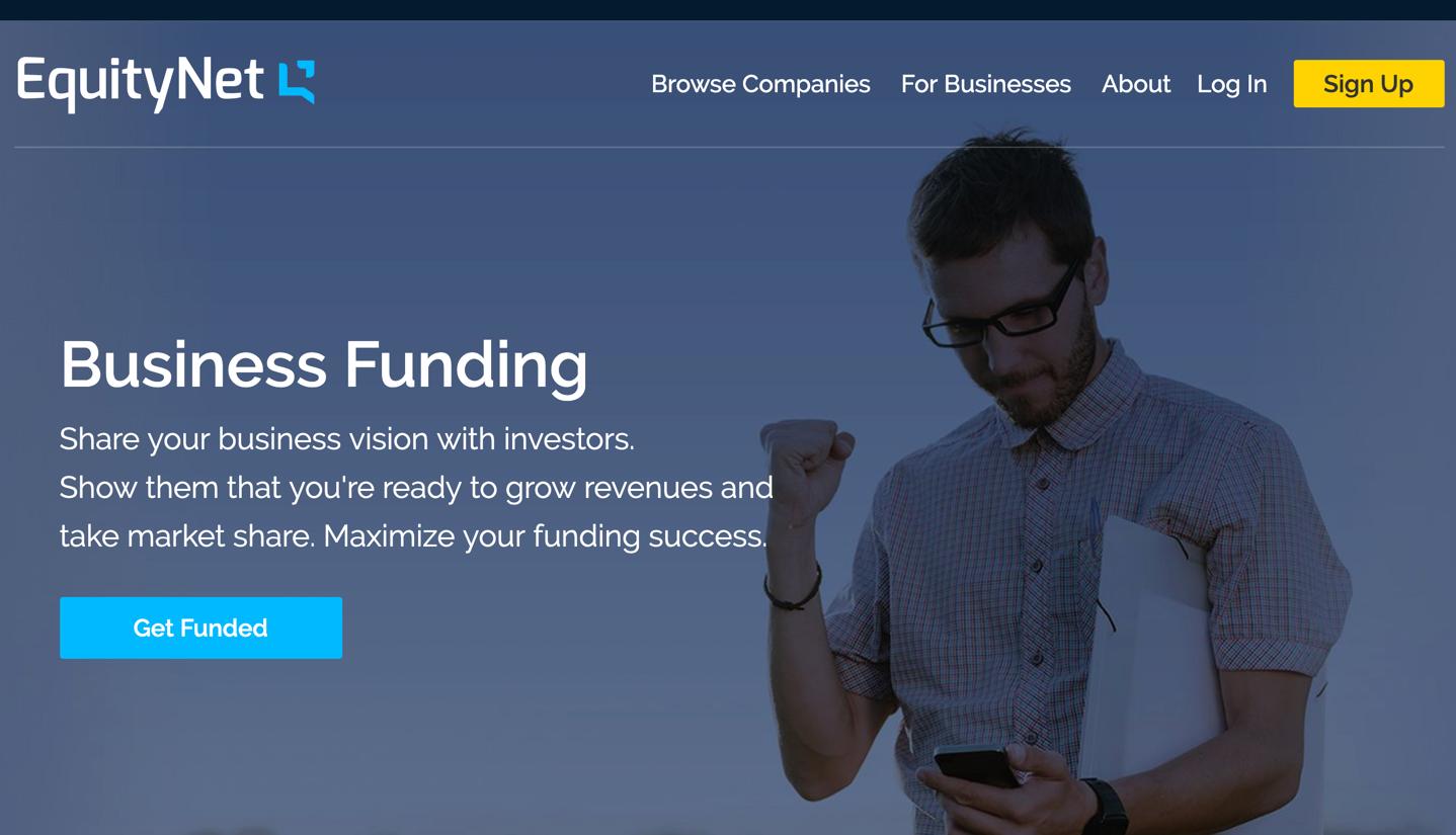equitynet homepage