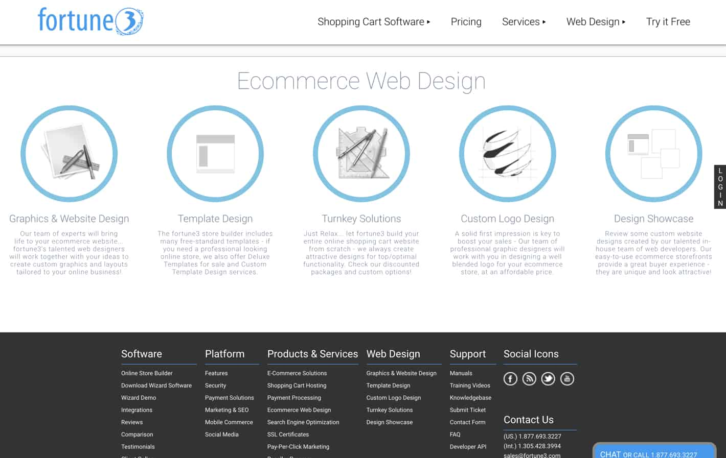 fortune3 e commerce review