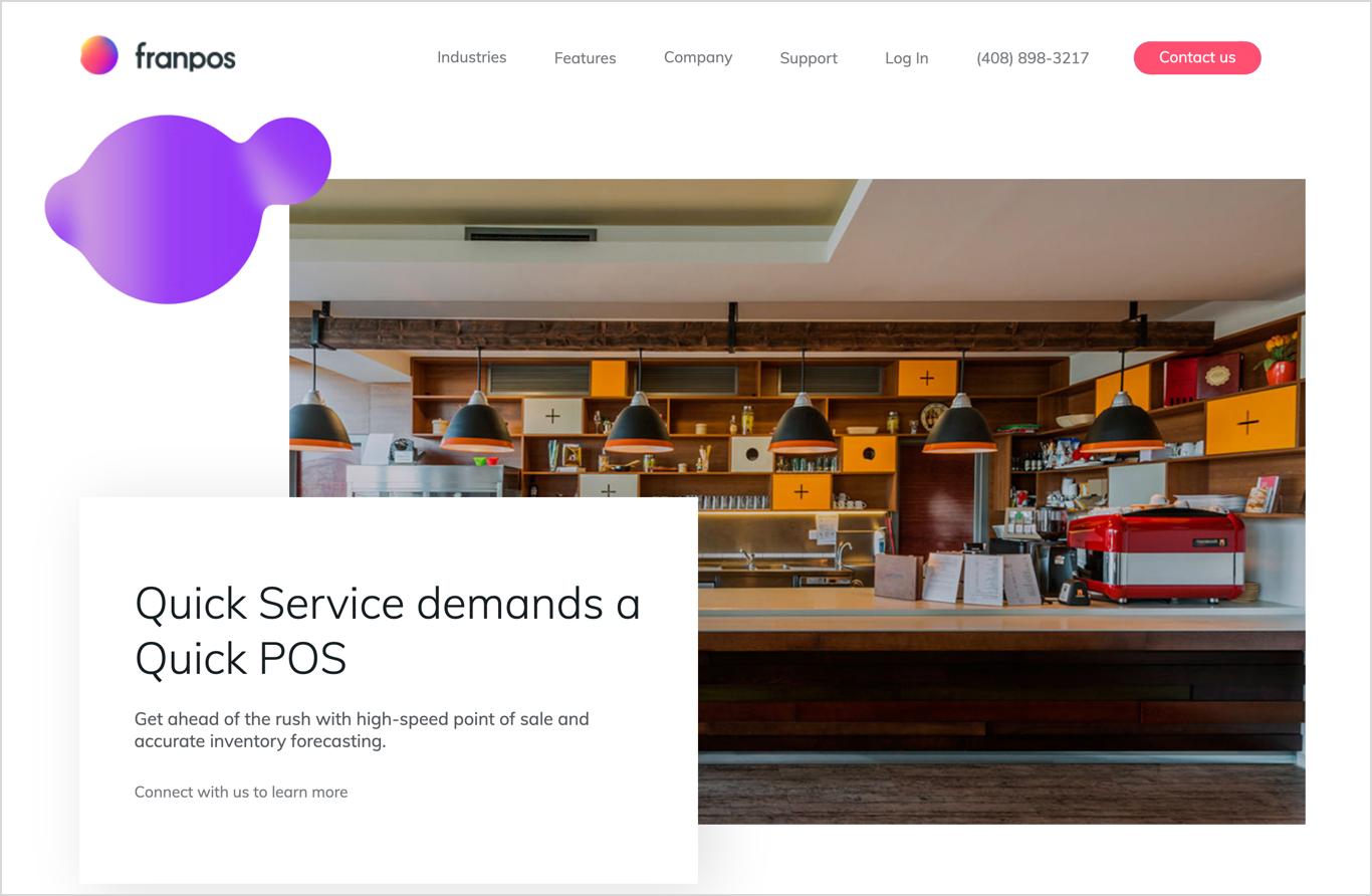 franpos homepage
