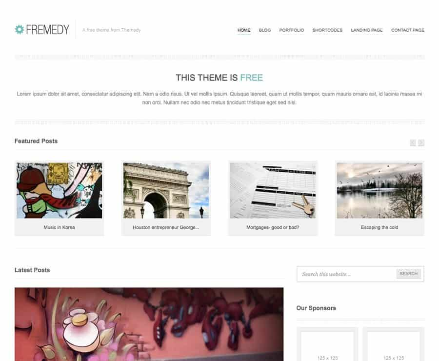 Thesis Theme Installation and SEO Options