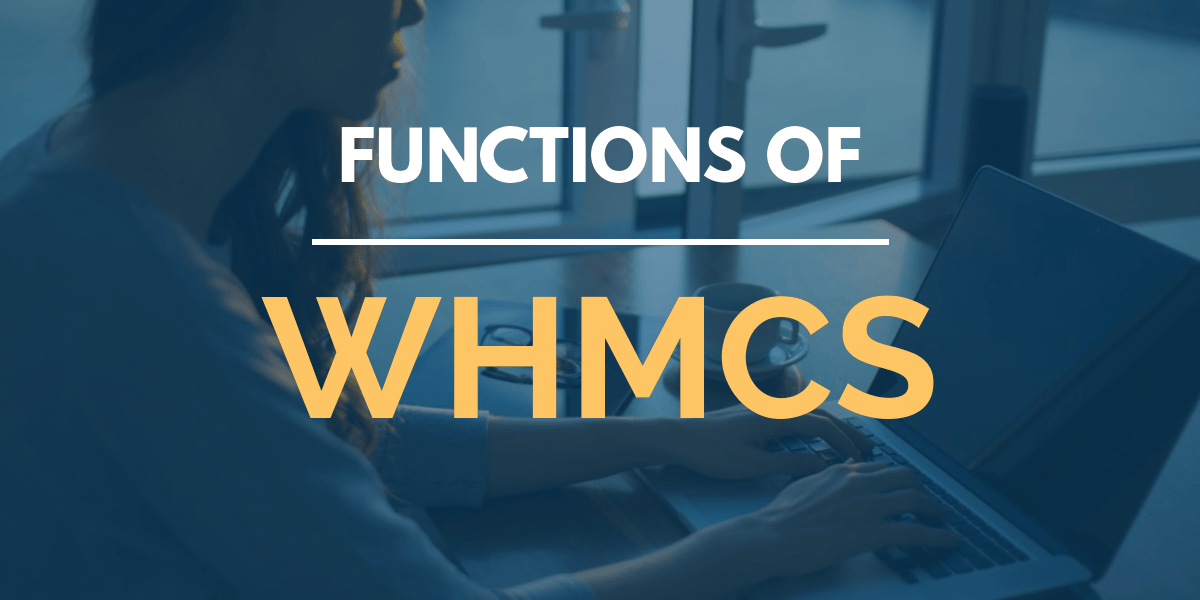 WHMCS functions