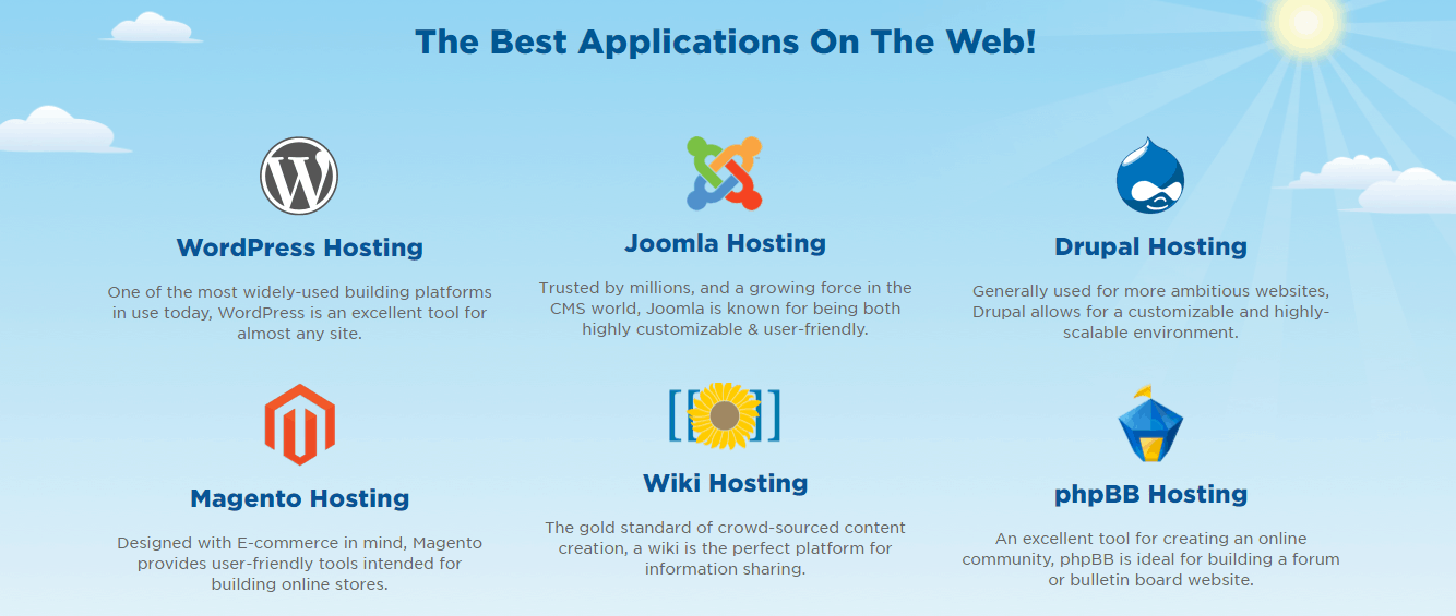 HostGator Apps