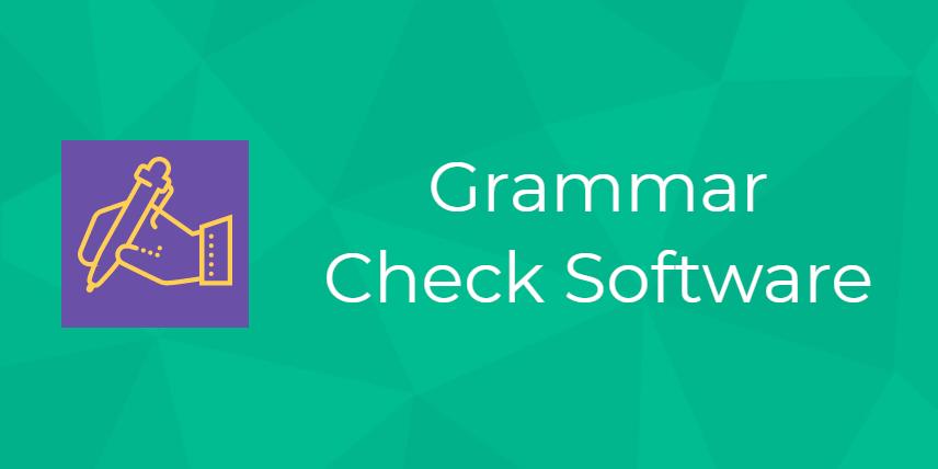 grammar check software