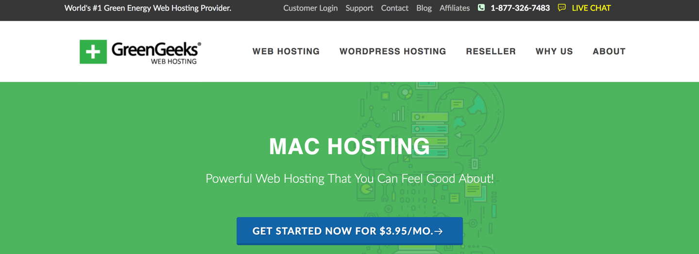 The Best Web Hosts for Apple Mac Fanboys - WhoIsHostingThis com