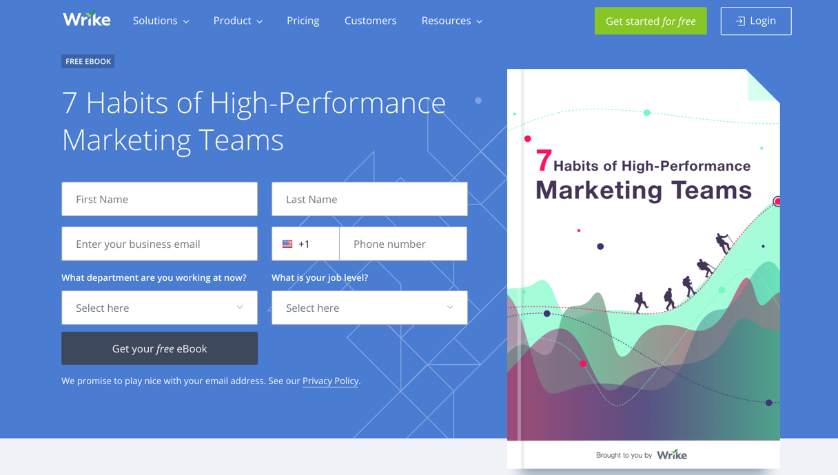 high performance marketing book