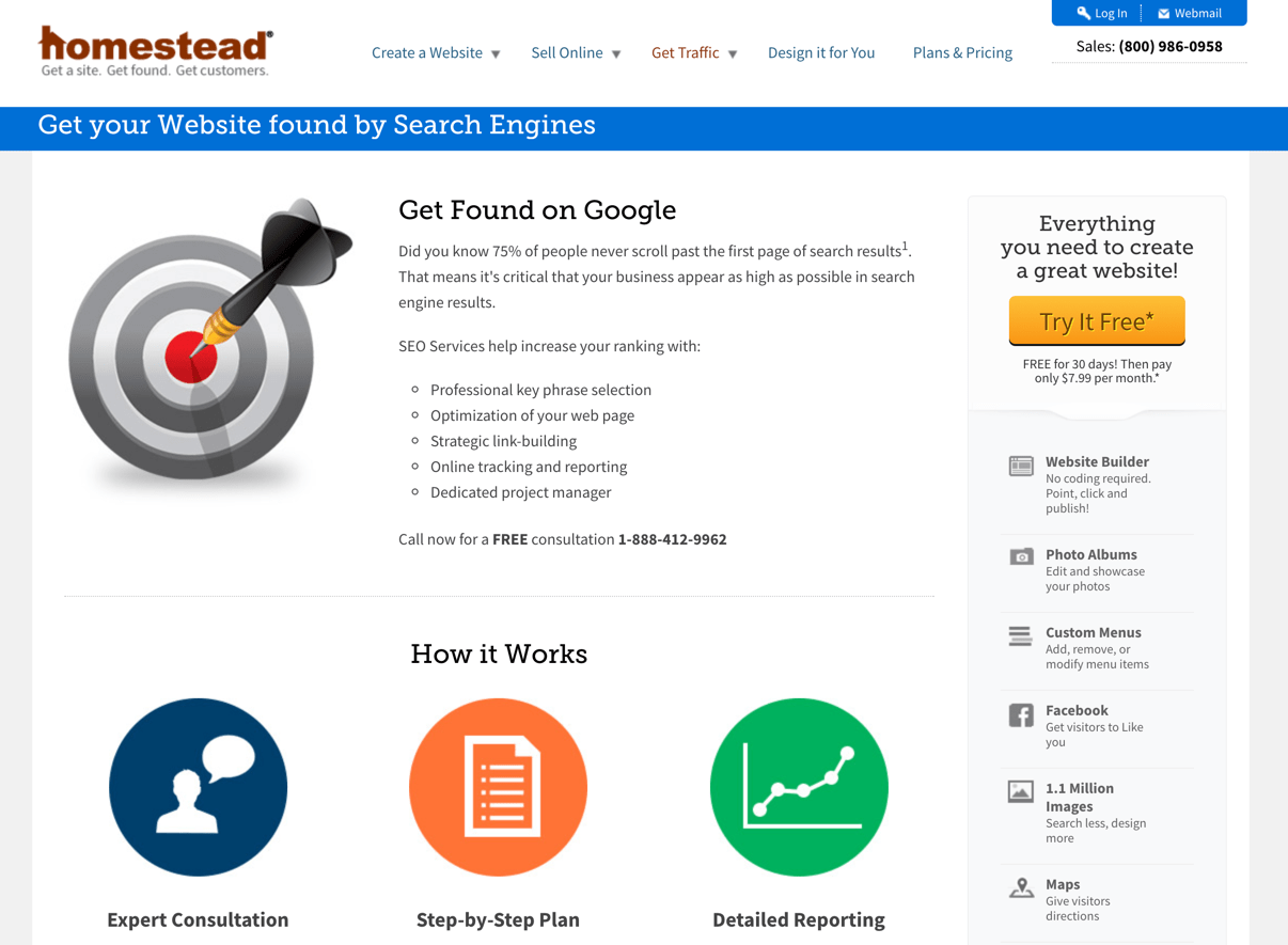 Homestead review