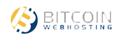 Bitcoin Web Hosting logo