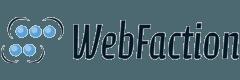 WebFaction logo