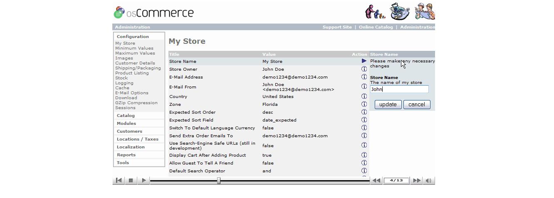 HostPapa E-Commerce Video Tutorial