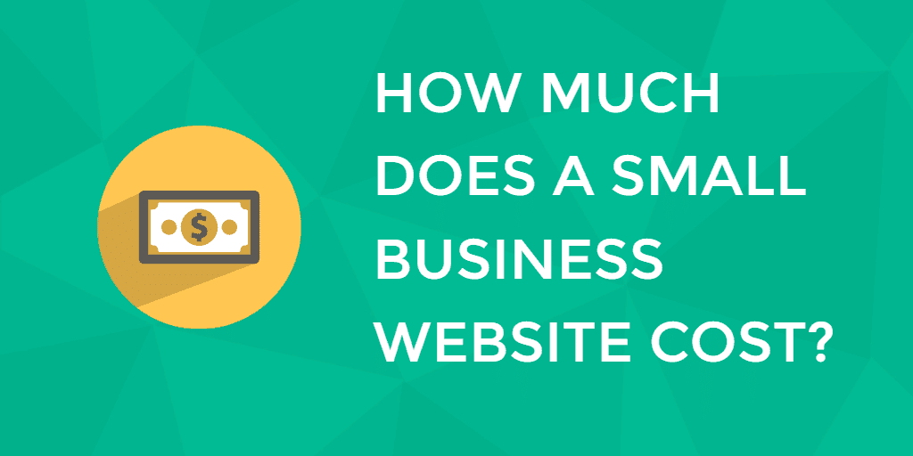 How Much Money Might A Business Website Cost Today