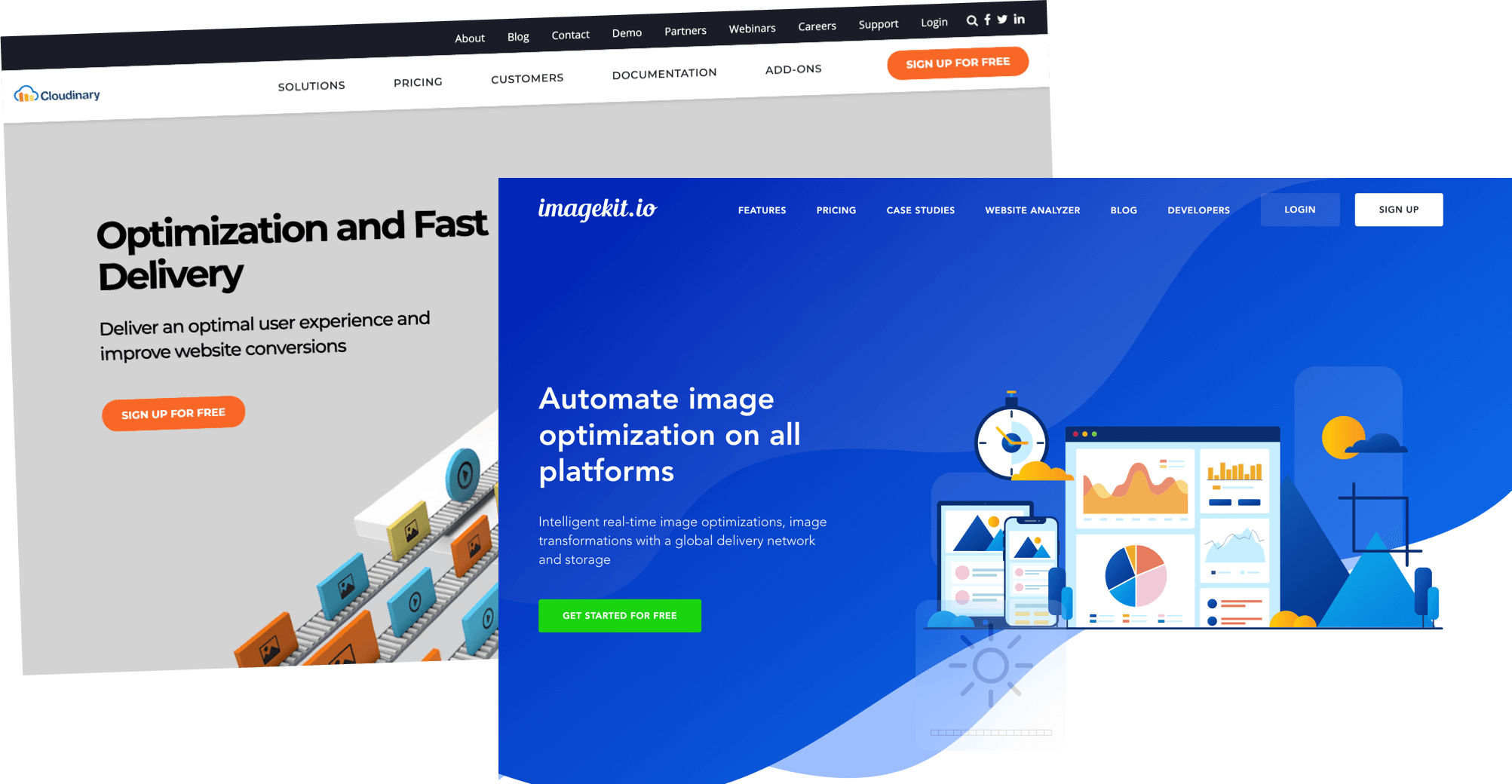 imagekit cloudinary