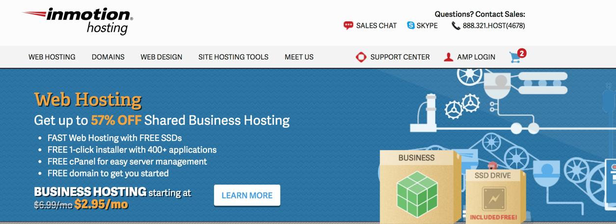 inmotion-hosting-multiple-domains