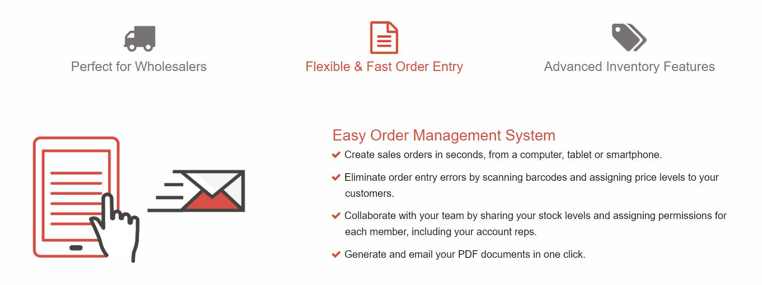 erplain inventory management software