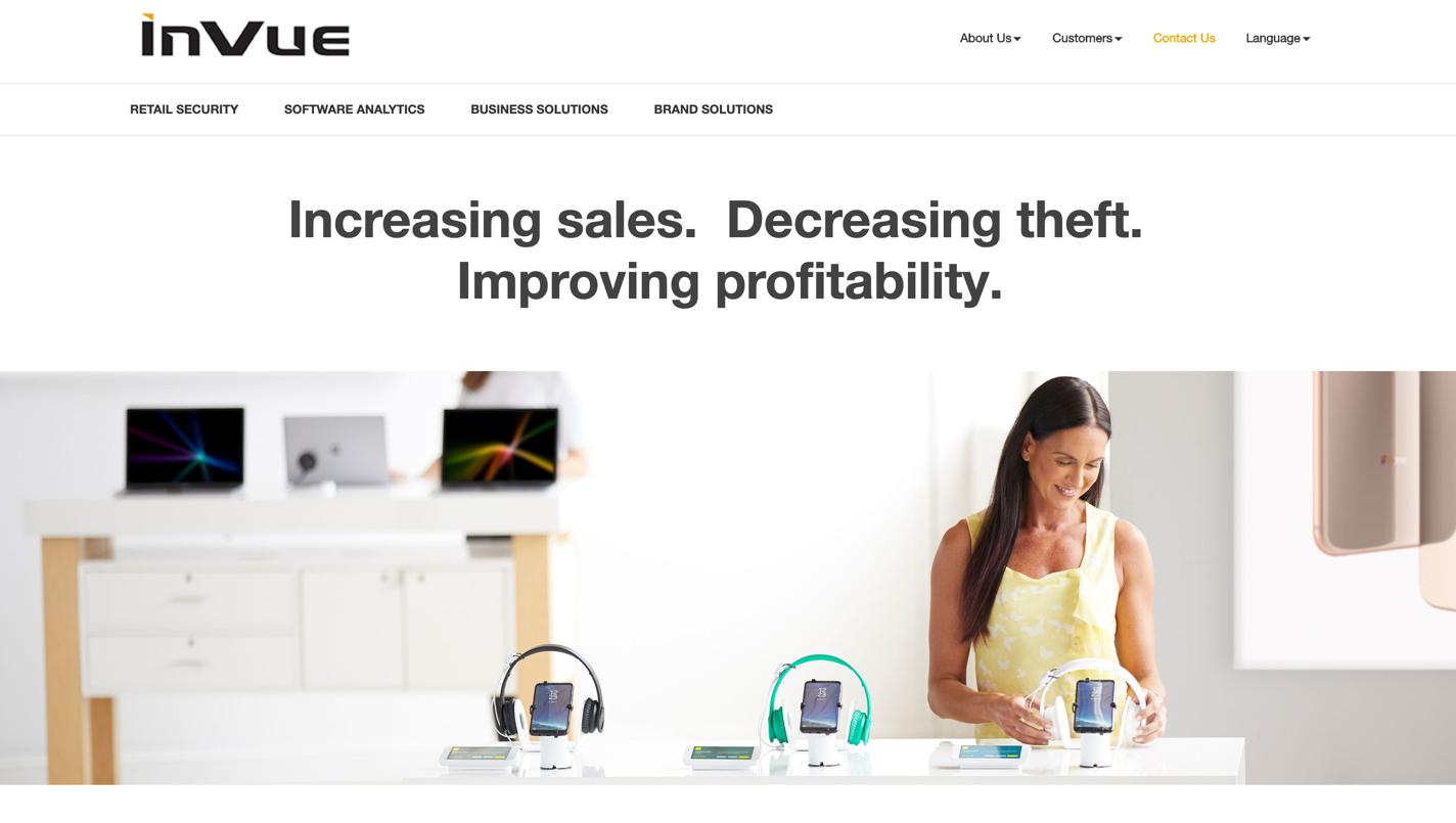 invue homepage