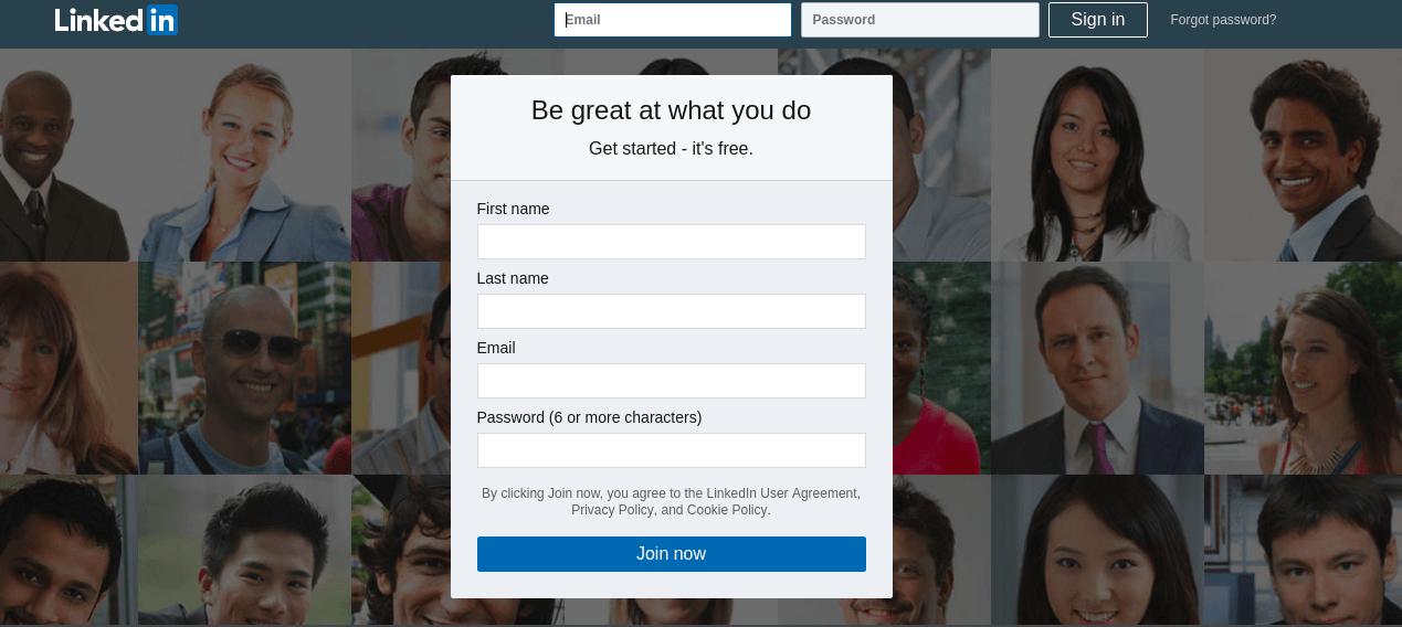 Linkedin Screenshot via Digital.com