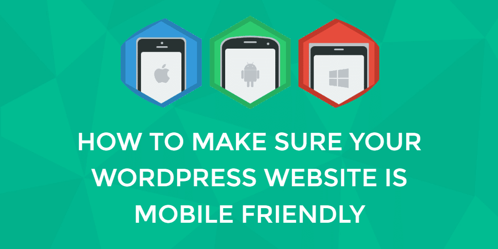 Mobile Optimized WordPress Website
