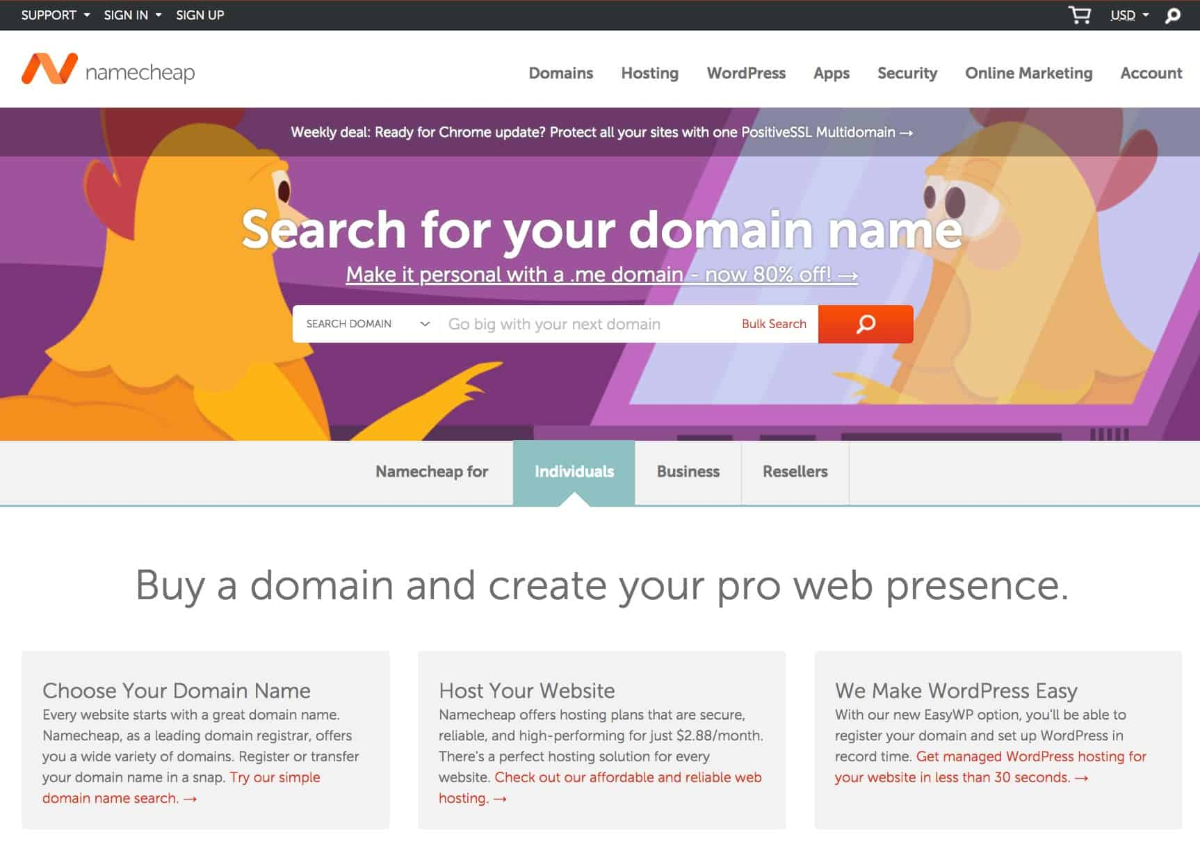 Namecheap Hosting Review: Great For Domains But Here's ...