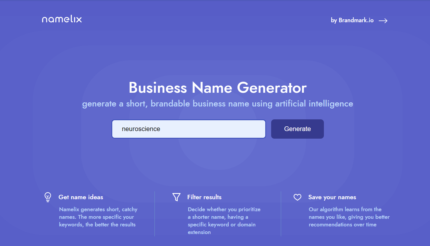 Best Business Name Generators To Help Out When Ideas Run Dry Digital Com