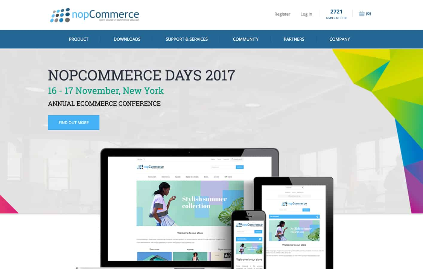 nopCommerce review