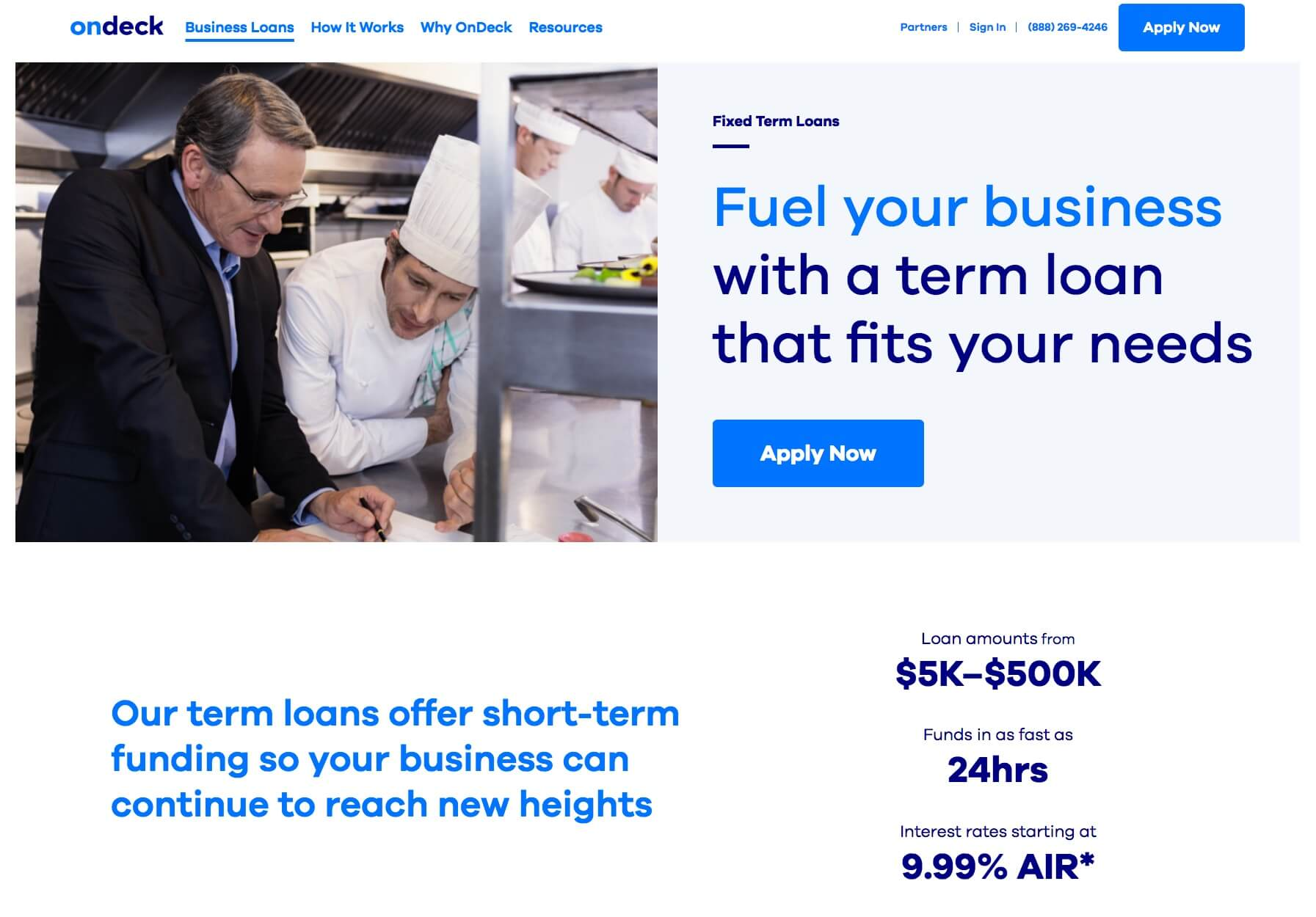 ondeck loans